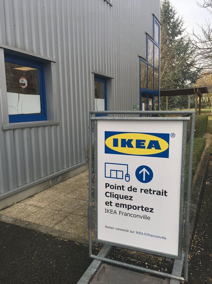 Point Relais IKEA